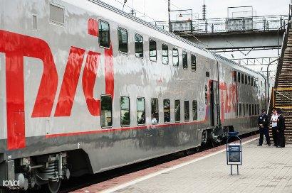 Железнодорожный маршрут Казань - Москва пополнится поездом с двухэтажными вагонами