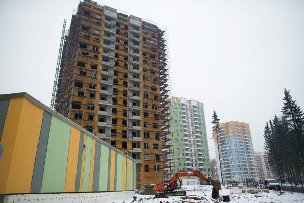 В Татарстане в этом году уже ввели в эксплуатацию 691,6 тысяч жилых квадратных метров