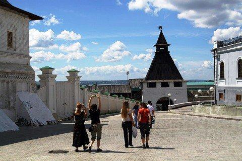 На майские праздники Казань накроет волна туристов