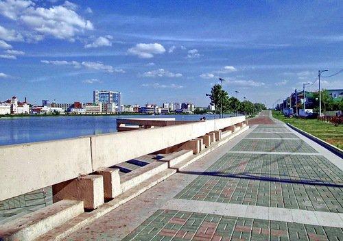 1 мая Казань ждет открытие набережной озера Кабан