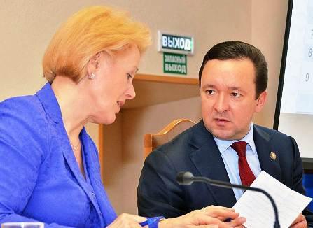 Премьер-министр Татарстана И. Халиков встретился с активом профсоюзных организаций республики