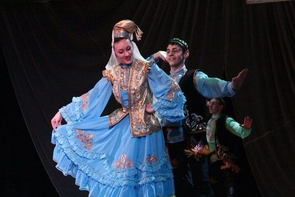 Молодежная ассамблея народов Татарстана проводит фестиваль