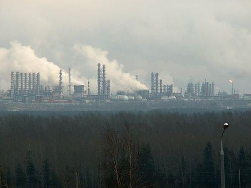 Экологию Нижнекамска проверят всерьез