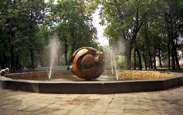 В столице Татарстана обновят парковую зону «Лядской сад»