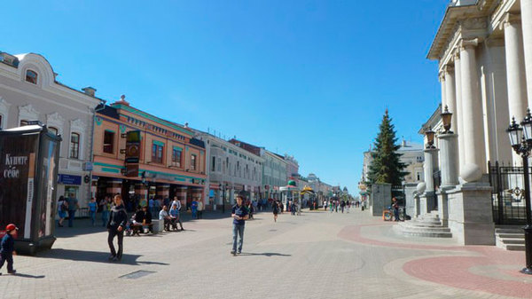Сезонная торговля пополнит бюджет Казани