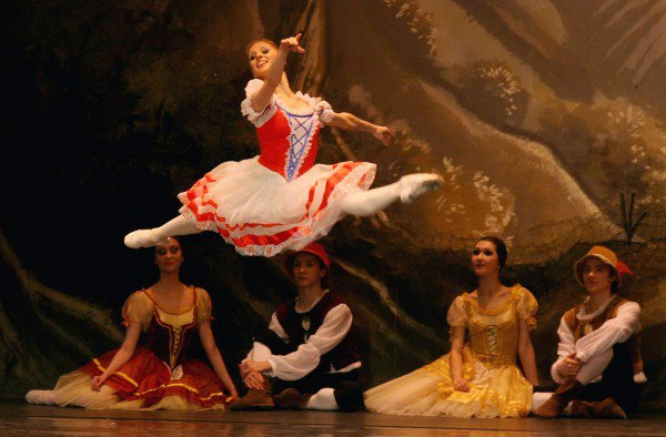 В столице Татарстана открывается фестиваль имени Нуриева
