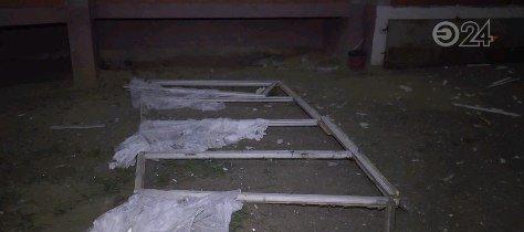 В столице Татарстана произошёл взрыв в квартире многоэтажки