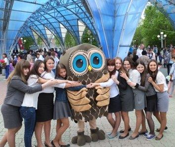 В Альметьевске прошел детский праздник чтения
