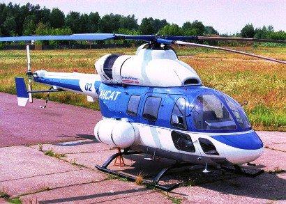 КВЗ получил сертификат на санитарную версию вертолета