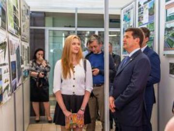 Казанские студенты-архитекторы представили свои проекты мэру