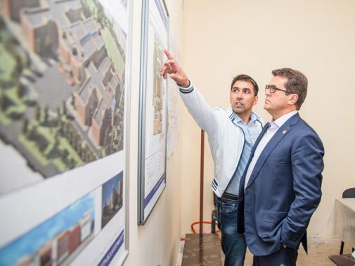 «Школа-город» в Казани будет вскоре сдана в эксплуатацию
