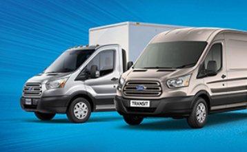 На базе Ford Transit будут выпускать спецтранспорт