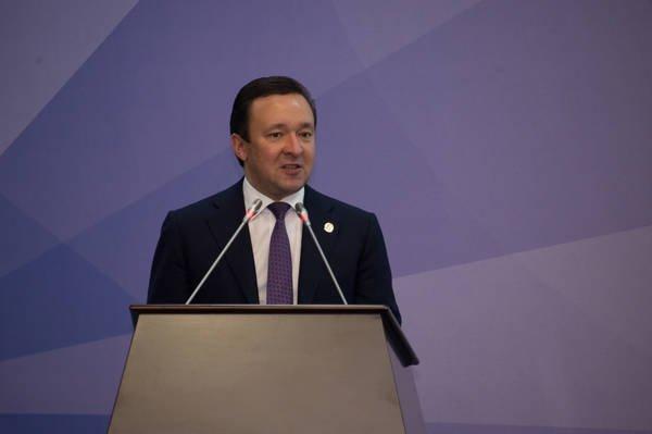 Ильдар Халиков выступил на конференции по вопросам конкуренции в торговле