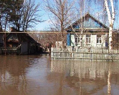 Садовые общества между Камой и Лебяжьим уходят под воду