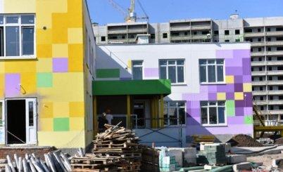 В Набережных Челнах на строительство детсадов выделено 887 млн рублей