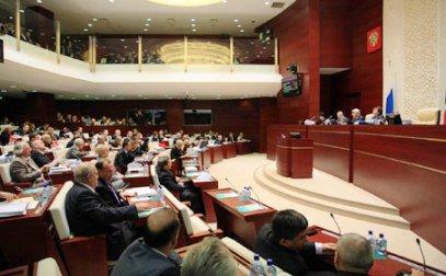 На очередном заседании Госсовета Татарстана планируется рассмотреть 53 вопроса