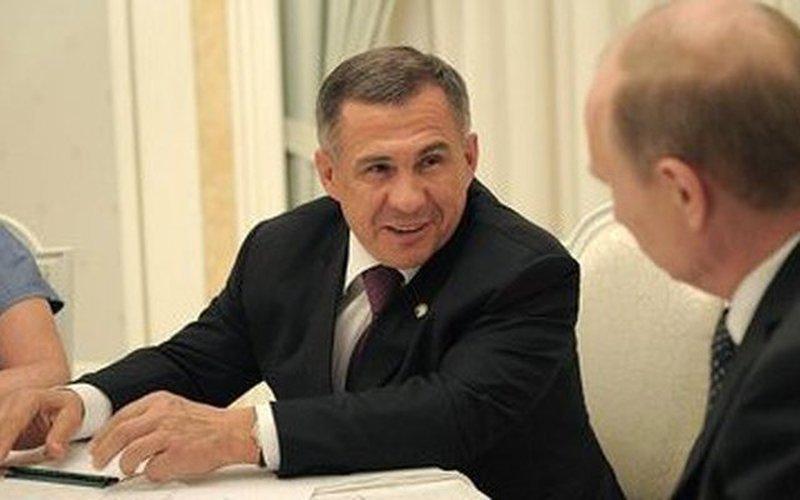В Казань может прибыть Президент России на Чемпионат мира по водным видам спорта