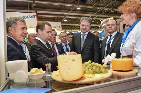 Татарстанские продукты укрепляют продовольственную безопасность страны