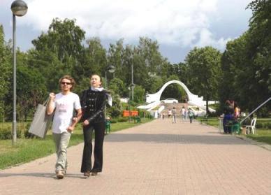 Казанские парки обновят на 600 млн рублей