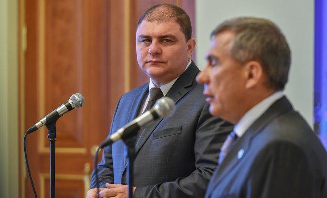 В Казань прибыл губернатор Орловской области