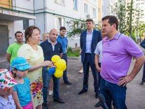 В Казани вскоре откроются новые детские площадки
