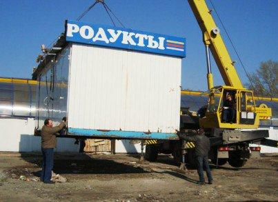 Власти Набережных Челнов подготовили компанию по сносу незаконных киосков