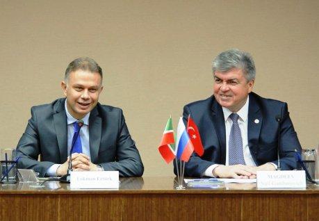 Набережные Челны и Казан (Турция) стали городами-побратимами