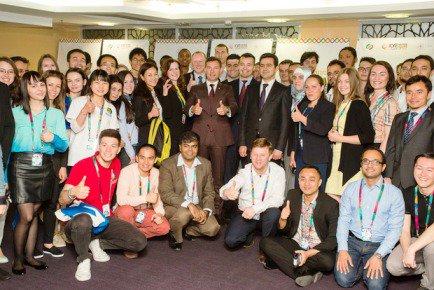 Форум молодых предпринимателей стран ОИС открылся в Казани