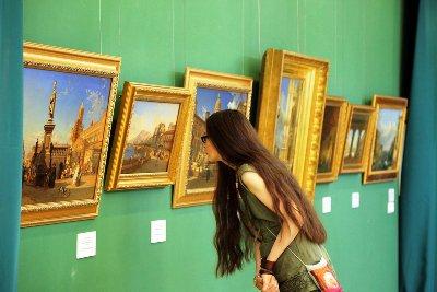 В Казани открылась выставка работ итальянских художников XVII-XX веков