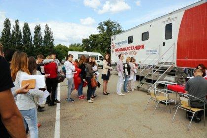 В Казани прошел день донора