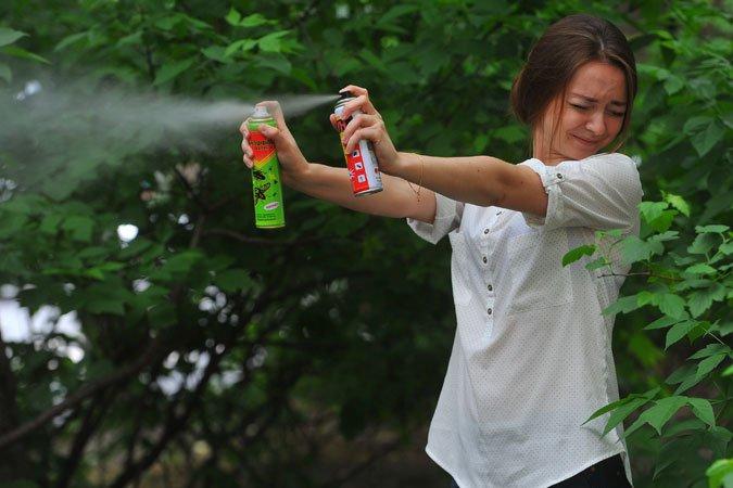 Татарстан объявил войну комарам