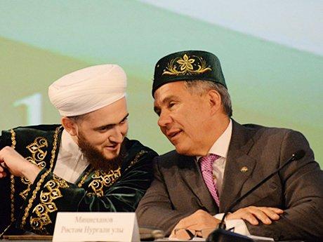 Врио главы Татарстана приглашён на открытие Соборной мечети