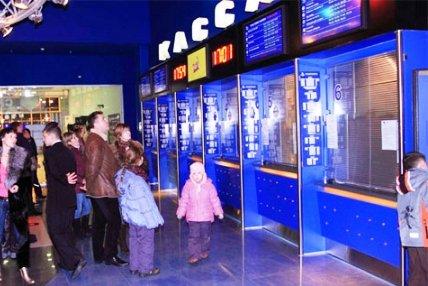 Кинопрокат в Набережных Челнах вырос всего на 4%