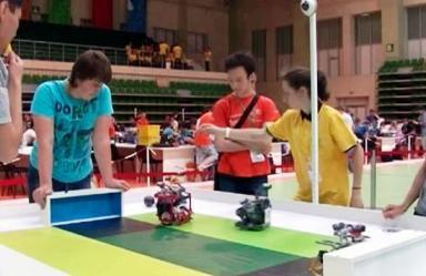 Казань готовит заявку на проведение мировой робототехнической олимпиады