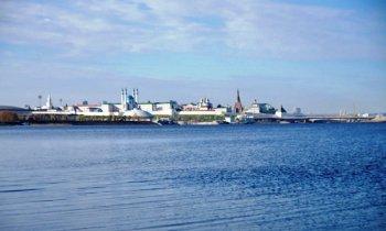 Вода в Казанке - угроза для экологии
