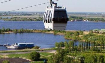 Через год в Казани начнет работу новый вид общественного транспорта - канатные дороги