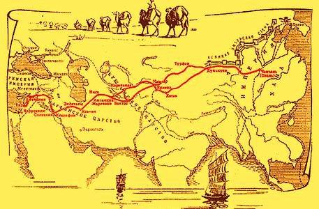 Великий Шелковый путь представят на арт-симпозиуме в Елабуге