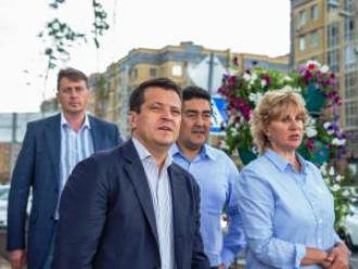 И. Метшин проверил озеленение улиц Казани