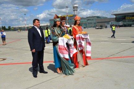 Аэропорт Казани начал принимать авиарейсы из Астаны