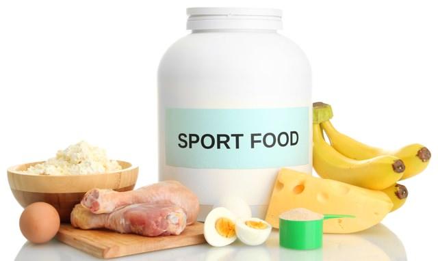 Спортивное питание в современном мире