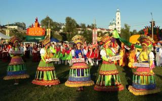 Елабуга приглашает гостей на Всероссийскую Спасскую ярмарку