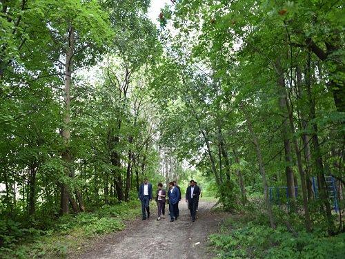В Казани озаботились благоустройством Ометьевского леса