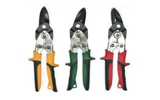 Ножницы для работы по металлу и их виды