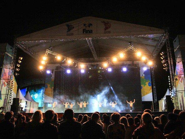 Местом проведения фестиваля Kremlin LIVE станет парк FINA