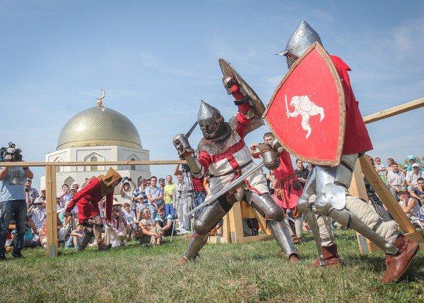 Любители исторических реконструкций приглашаются на фестиваль «Великий Булгар»