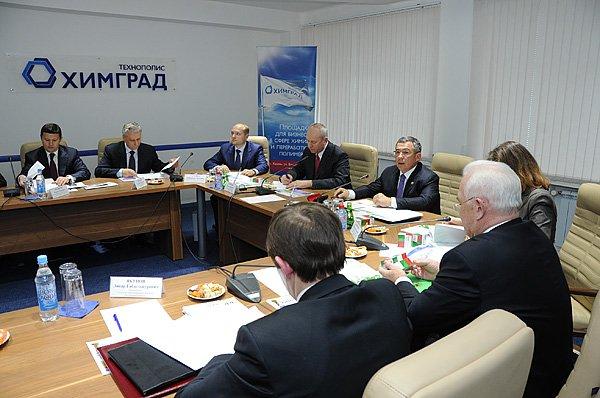 В «Химграде» продолжают развивать уникальное производство