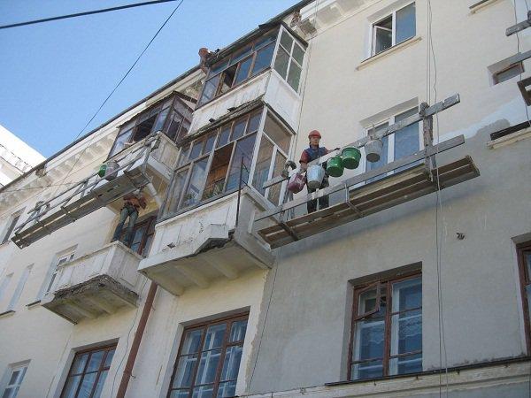 Капитальный ремонт домов практически закончен