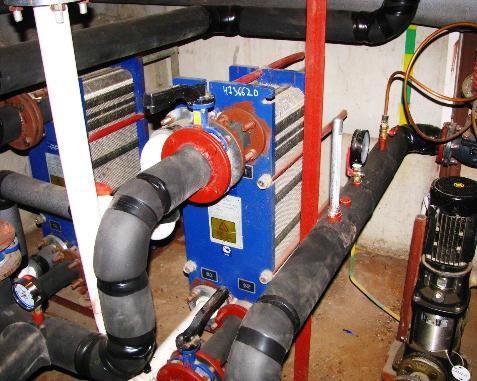 Набережные Челны переходят на закрытую систему подачи горячей воды в жилые дома