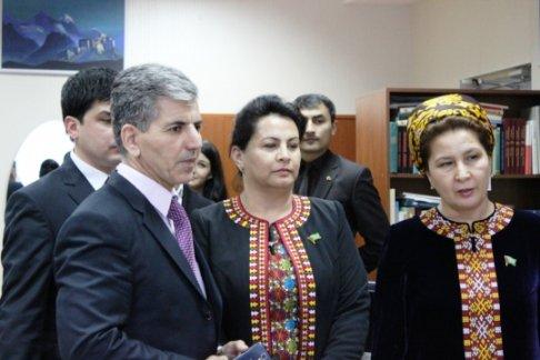 Туркмены Казани построят собственный деловой и развлекательный центр