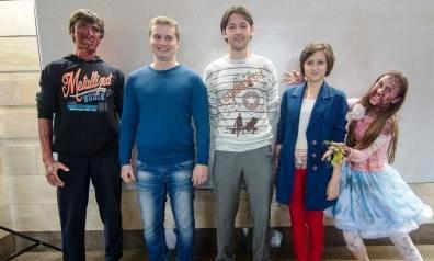 Зомби атаковали казанский метрополитен